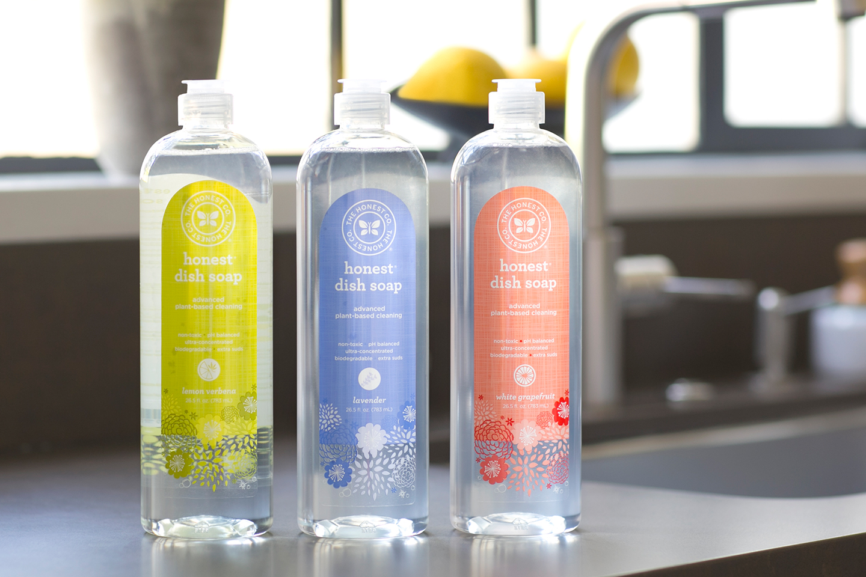 Dish Soap Dishwashing Liquid The Honest Company