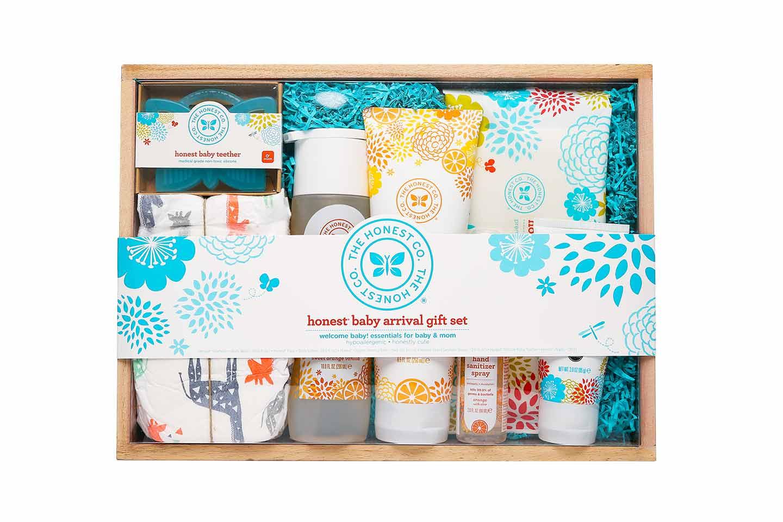 Baby Gift Company Australia : Baby arrival gift set the honest company