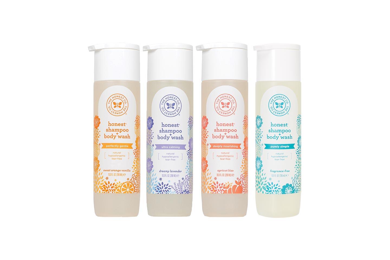 Organic Shampoo And Body Wash The Honest Company