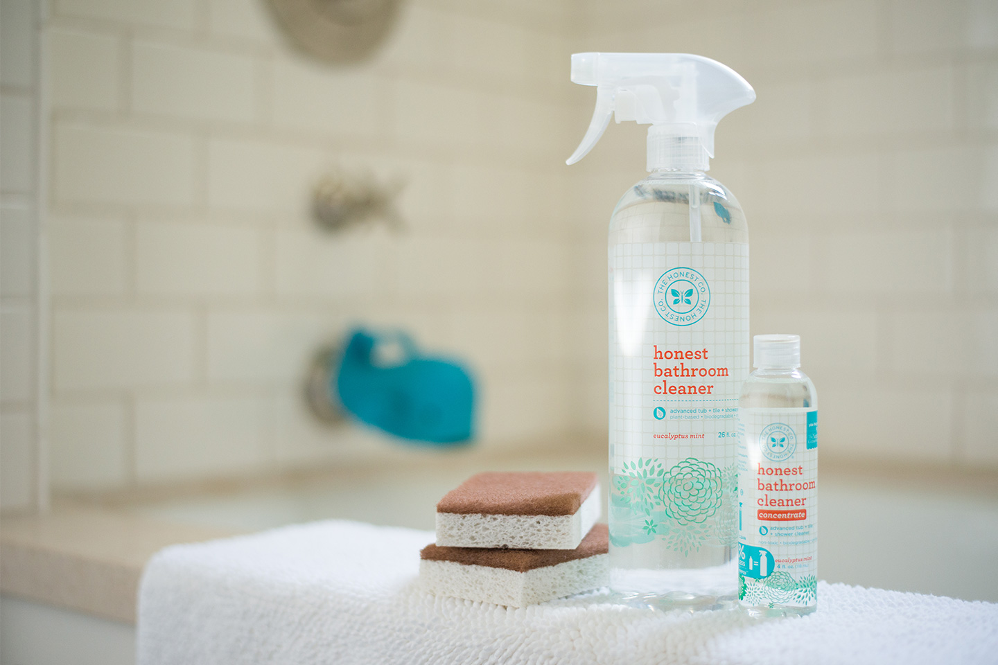 Bathroom Cleaner Natural Non Toxic Bathroom Cleaner